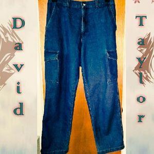 💦34x30 David Taylor Jeans
